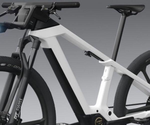 Bosch apresenta conceito de bicicleta elétrica futurista